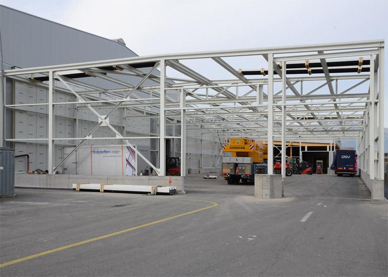 Stahlhalle Autoneum